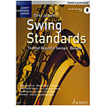 Recueil de Partitions Schott Saxophone Lounge - Swing Standards