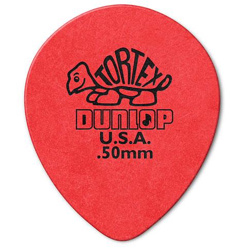Dunlop Tortex TearDrop 0,50mm (72Stck)