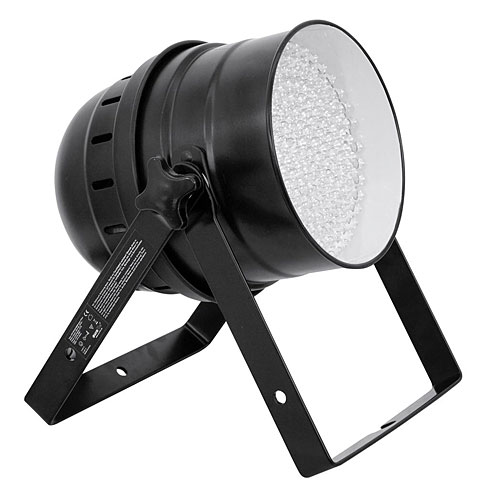 Eurolite LED PAR-64 RGBA 10mm Floor sw