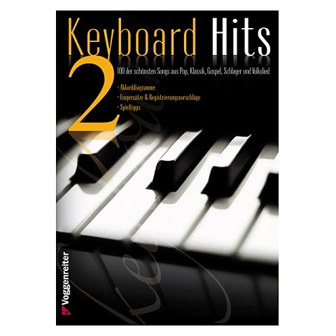Voggenreiter Keyboard-Hits 2