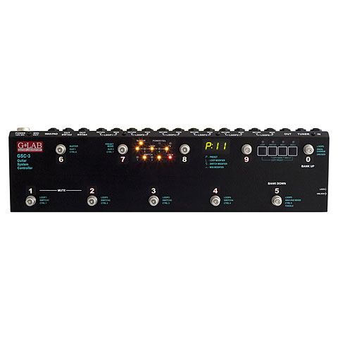 G-LAB GSC-3 Guitar System Controller