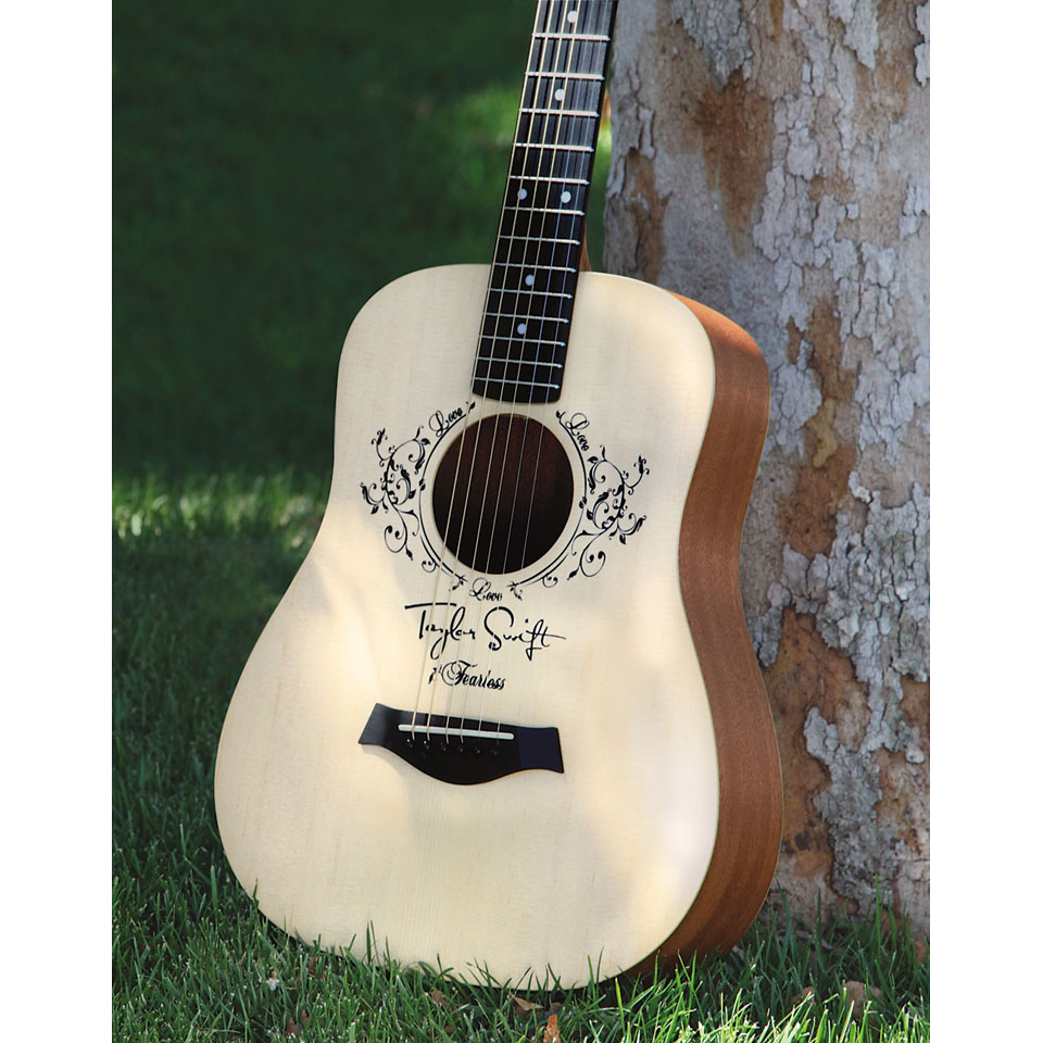 taylor signature tsbt taylor swift guitare acoustique