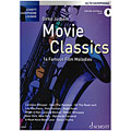 Recueil de Partitions Schott Saxophone Lounge - Movie Classics