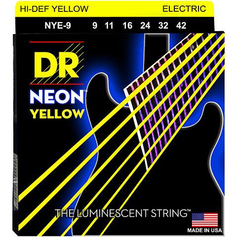 DR Neon Yellow Lite