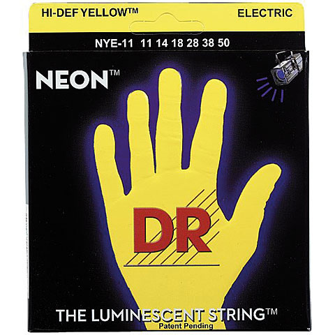 DR Neon Yellow Heavy