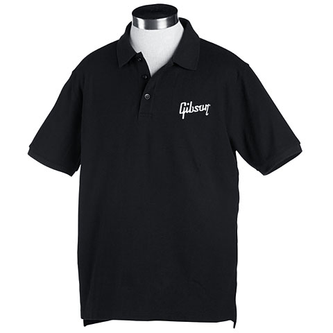 Gibson Gibson Logo Men's Polo