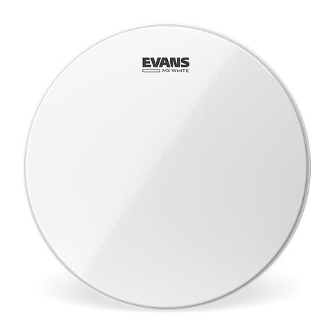 Evans MX WHITE TT12MXW