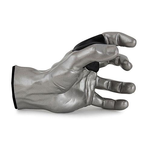 GuitarGrip Silver Metallic Male Hand left