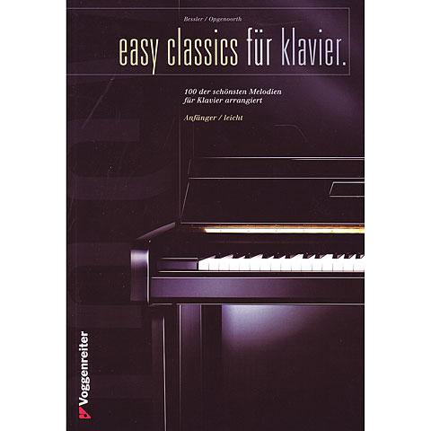 Voggenreiter Easy Classics für Klavier
