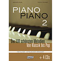 Hage Piano Piano 2 (Mittelschwer) + 4 CDs « Recueil de Partitions