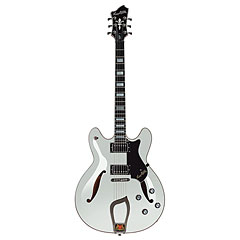Hagstrom Viking Deluxe White Gloss « Guitare électrique