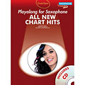 Play-Along Music Sales All New Chart Hits for Alto Sax
