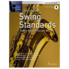 Schott Saxophone Lounge - Swing Standards