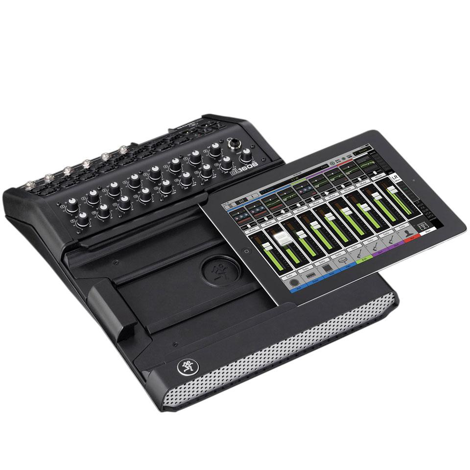 Mackie dl1608 console de mixage num rique - Console de mixage numerique ...