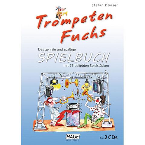 Hage Trompeten Fuchs Spielbuch