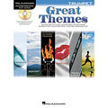Play-Along Hal Leonard Great Themes for Trumpet