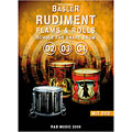 R & B Music Rudiment Flams & Rolls D2 D3 C1 « Manuel pédagogique
