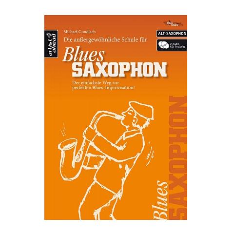 Artist Ahead Blues Saxophon