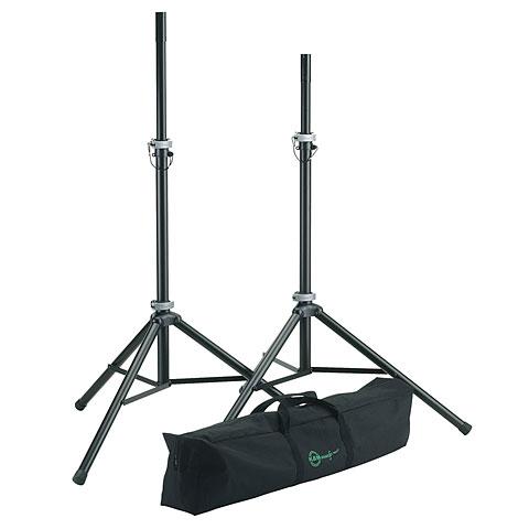 K&M 21459 Speaker Stand Package