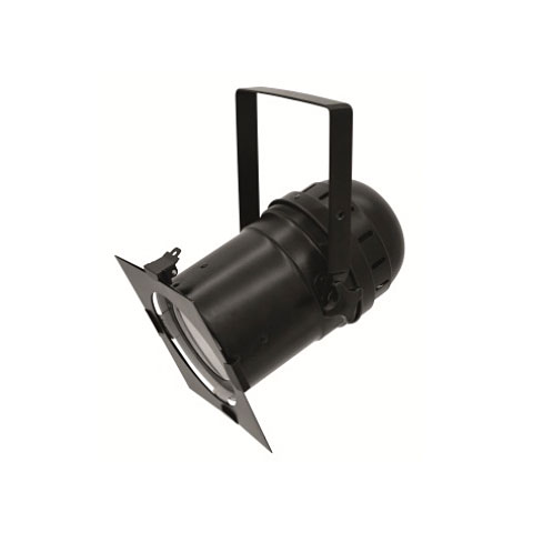 Eurolite LED PAR56 COB RGB 60W schwarz