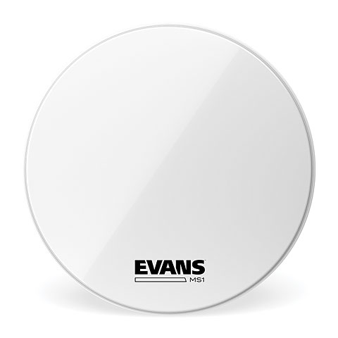 Evans MS1 WHITE BD26MS1W