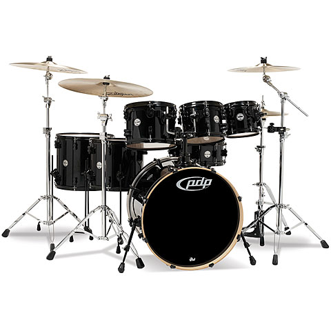 pdp Concept Maple CM7 Pearlescent Black
