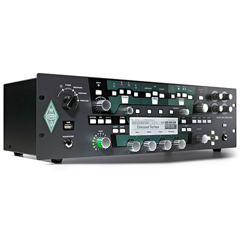 Kemper Profiling Amp Rack