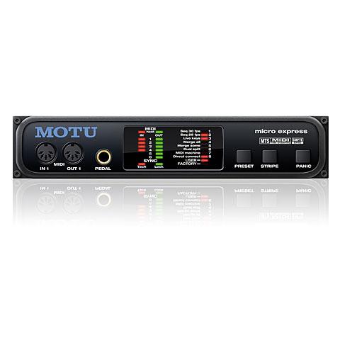 MOTU Micro Express