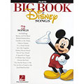 Hal Leonard Big Book Of Disney Songs - Flute « Recueil de Partitions