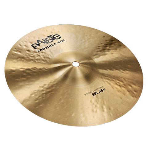 Paiste Formula 602 Modern Essentials Formula 602 Modern Essentials 8'' Splash