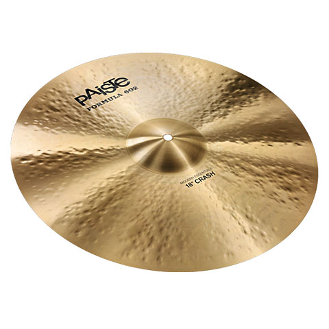 Paiste Formula 602 Modern Essentials Formula 602 Modern Essentials 18'' Crash