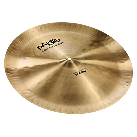 Paiste Formula 602 Modern Essentials Formula 602 Modern Essentials 18'' China