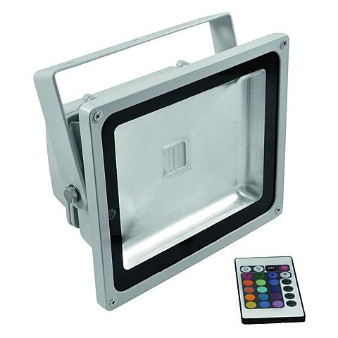 Eurolite LED IP FL-30 COB RGB 120°