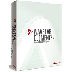 Steinberg Wavelab 8 Elements