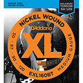 Corde basse électrique D'Addario EXL160BT Nickel Wound .050-120