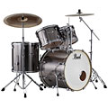 "Batterie acoustique Pearl Export 22"" Smokey Chrome Complete Drumset"