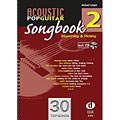 Dux Acoustic Pop Guitar Songbook 2 « Recueil de Partitions