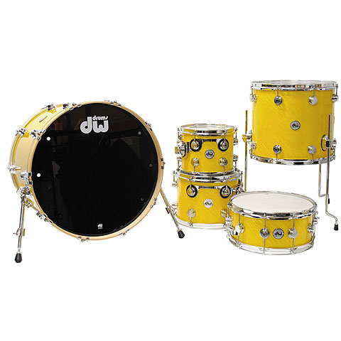 DW Collector´s Finish Ply Twisted Yellow