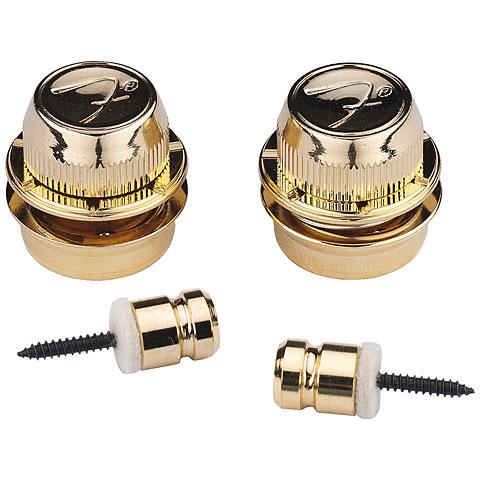 Fender Straplock gold (Set)