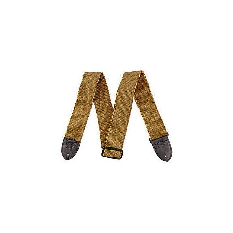 Fender 2  F Tweed Cotton Gold/Blk