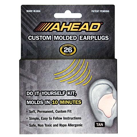 AHead ACME Custom Molded Earplugs