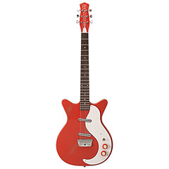 "Danelectro 59 O ""Original"" Red Alligator « Guitare électrique"
