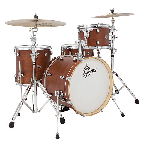 Gretsch Catalina Club 18  Satin Walnut Glaze Drumset