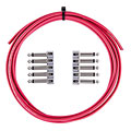 Lava Cable TightRope Pedal Board Kit 3m RED « Câble patch