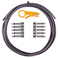 Câble patch Lava Cable TightRope Pedal Board Kit 3m BLACK