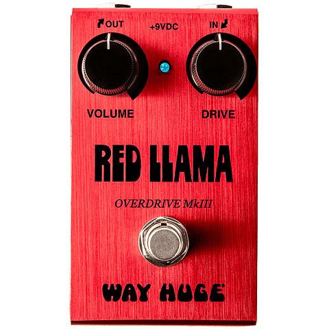 Way Huge Red Llama