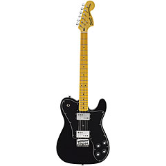 Squier Vintage Modified Tele Deluxe BLK « Guitare électrique