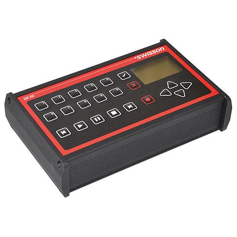 Swisson DMX-Recorder X-RC-200