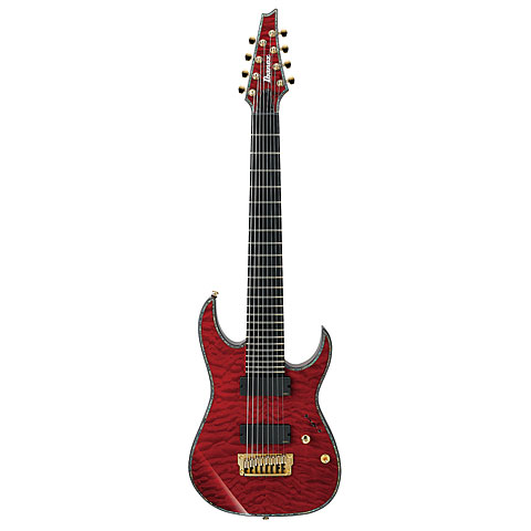 Ibanez RGIX28FEQMBGW Iron Label