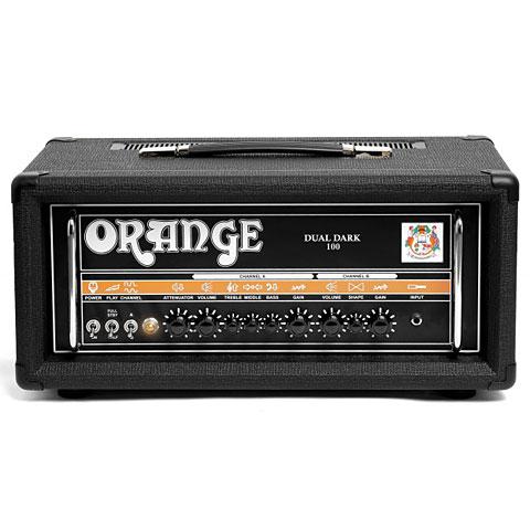 Orange Dual Dark 100 Head